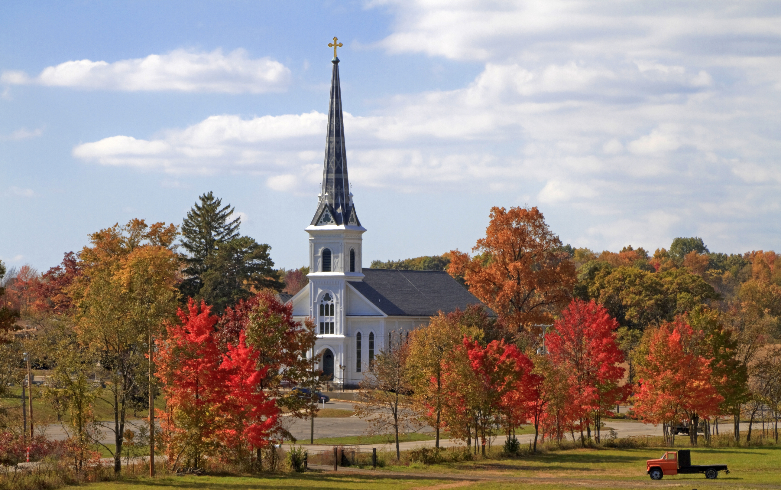 Let us Worship - Parnell, Michigan